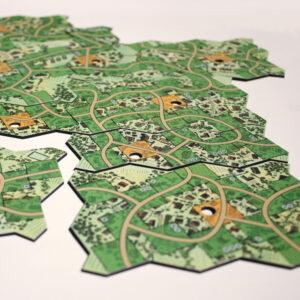 Spielfeld Design